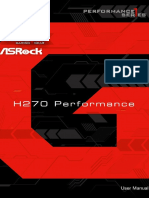 Fatal1ty H270 Performance Series