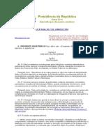 Lei 8666 ministério do turismo 2010
