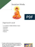 7. Educacion Hindu