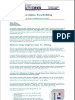 Dimensional Data Modeling 3
