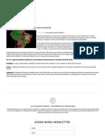 Geoprocessamento Aplicado Ao Meio Ambiente - Portal Educação