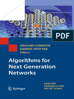 Algorithms for Next Generation Networks Jiayue He