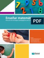 Enseñar Matematica_Manual