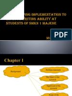 Power Point Seminar Proposal