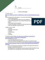 meiosis and genetics explore sheet  1   1