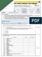 Intrumento de Evaluacion de Paquetes Contable