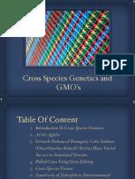 cross species genetics