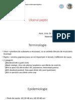 Ulcer Peptic