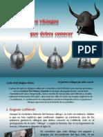 Carlos Erik Malpica Flores - 10 Guerreros vikingos que debes conocer