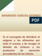 PRESENTACION APARATO CIRCULATORIO
