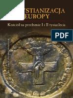 Dobosz Strzelczyk Chrystianizacja Europy 2015 Internet