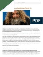 Textos Para Reflexão_ Anjos Fósseis, Por Alan Moore (Parte 1)