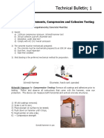 Technical Bulletin (Elcometer)