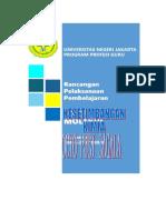 RPP UKIN-Octo Pusi Sagala-Tugas RPP- Konsep Kesetimbangan