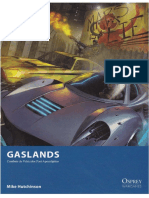 Gaslands Español v3 - FAQ