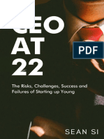Ceo at 22 Book Chapter 1