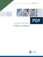 Vodic Za Nabavke EIB