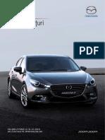 Lista de Preturi Mazda3