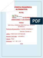 Ppa Quimica Gonzalez Yaryura