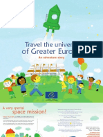Travel in the universe of Greater Europe
