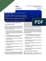Tax Updates (2nd Qtr 09)