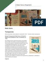 Bookhub.ro-transparența de Radu Vancu Fragment