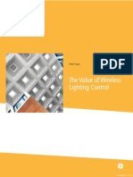 DT202 GE Value of Wireless Controls Whitepaper