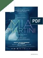 IO SONO MIA - in anteprima al cinema solo il 14-15-16 gennaio - una produzione Eliseo Fiction in collaborazione con Rai Fiction