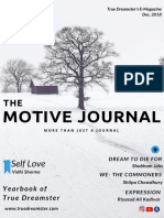 The Motive Journal (3rd Edition)