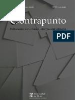 Revista Contrapunto (Universidad de Alcalá). Número 49