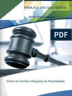 Direito de Família e Relações de Parentalidade