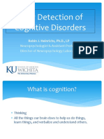 Cognitive Disorders June2013 (1)