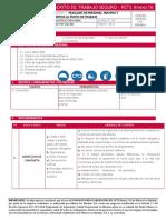 Msf-pet-em-001 Traslado de Personal, Equipos y Herramientas