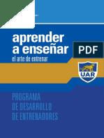 Aprender a enseñar UAR.pdf