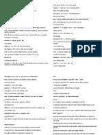 Inglés Gramática 2 ESO