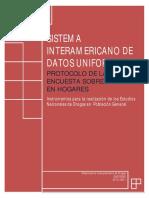 1 PROTOCOLO Encuesta Hogares Julio 2011