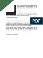 Curso Novos Ricos Download Gratis - PDF