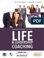 Brochure Life Coaching Semi Presencial 2018