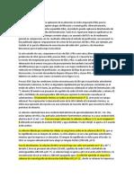 Downstream Processing 3P Español