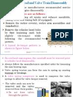 4. Cylinder Head & Valve Mechanism Inspection & Service.pptx