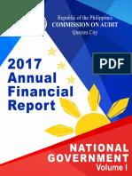 2017 AFR National Govt Volume I
