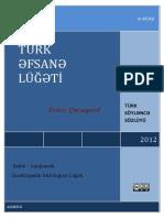 Türk Əfsanə Lüğəti