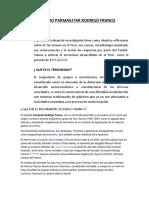 Comando Parmailitar Rodrigo Franco