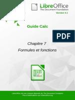 Excel Formule et fonction