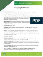 Investigating Seed Dispersal.pdf