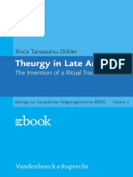Theurgy in Late Antiquity