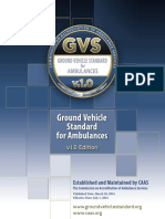 CAAS_GVS_v_1_0_FinalwDates - Ground Vehicle Standard for Ambulances