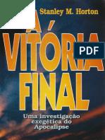 A Vitoria Final - Stanley m. Horton (Apocalipse)