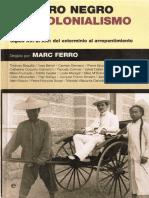 Ferro, Marc (Coord.). - El Libro Negro Del Colonialismo [2005]