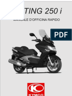 Manuale Officina Kimco Xciting 2008